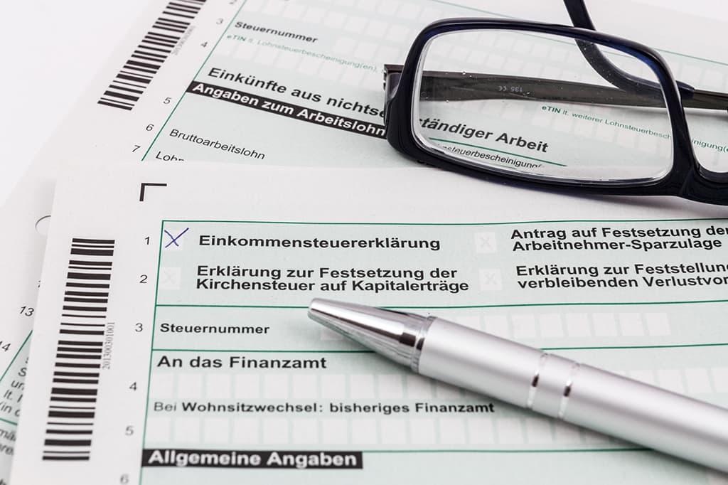 Private Steuerrerklärung Gera